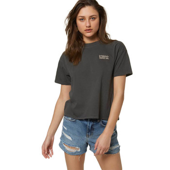 O'Neill Party Wave Tee - Washed Black