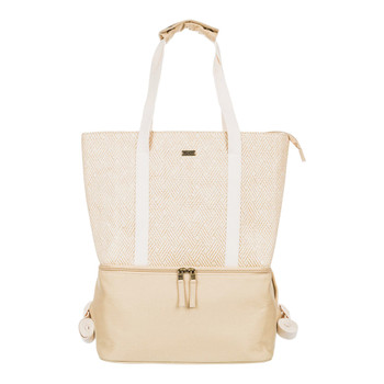 Roxy Dance With The Waves 21L Medium Backpack - Natural