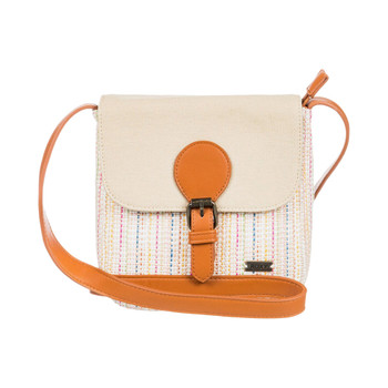Roxy Be A Pineapple Small Crossbody Bag - Curry