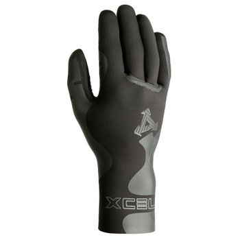 Xcel Infiniti 3mm 5 Finger Glove