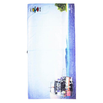 Rip Curl Search Line Up Towel - Blue