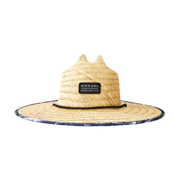 Rip Curl Mix Up Straw Hat - Navy