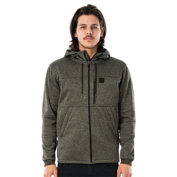 Rip Curl The Switch Anti Series Fleece - Olive