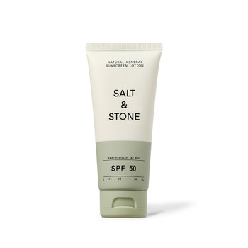Salt & Stone SPF 50 Natural Mineral Sunscreen Lotion