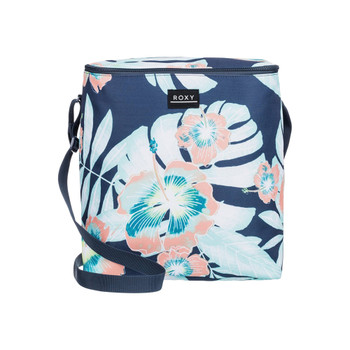 Roxy Just Be Cool Recycled Insulated Cooler Bag - Mood Indigo Ventura Woman