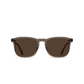 Raen Wiley Sunglasses - Ghost / Vibrant Brown