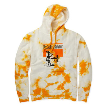 Outerknown The Endless Summer Tie-Dye Hoodie - Golden Rod