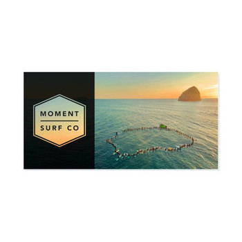 Moment Gaz Memorial Paddle Out Towel