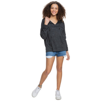 Roxy Surfer Paradise Hoodie - Anthracite