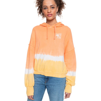 Roxy Island Time A Hoodie - Coral Reef