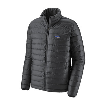 Patagonia Men's Down Sweater - Forge Grey / Forge Grey