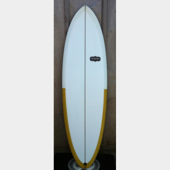 "Almond Survey Thruster 6'0"" Surfboard"