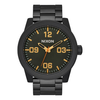 Nixon Corporal SS Watch - All Black / Surplus