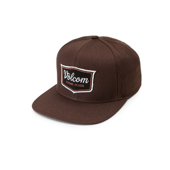 Volcom Cresticle Hat - Dark Chocolate