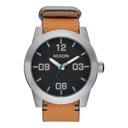 Nixon Corporal Watch - Black / Natural