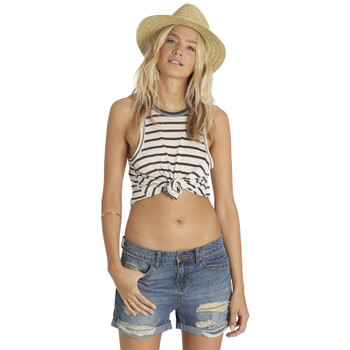 Billabong Frankie Denim Shorts - Medium Well Worn