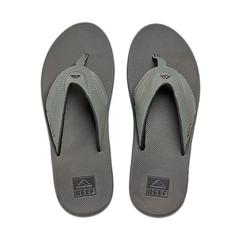 Reef Fanning Sandal - Grey / Black