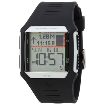 Rip Curl Rifles Tide Watch - Silver