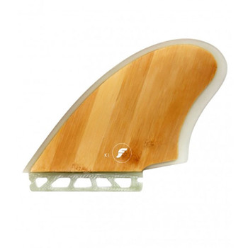 Futures Fins K1 Honeycomb Bamboo Keel Fin