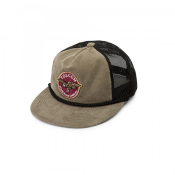Volcom Stone Carrier Cheese Hat - Light Army