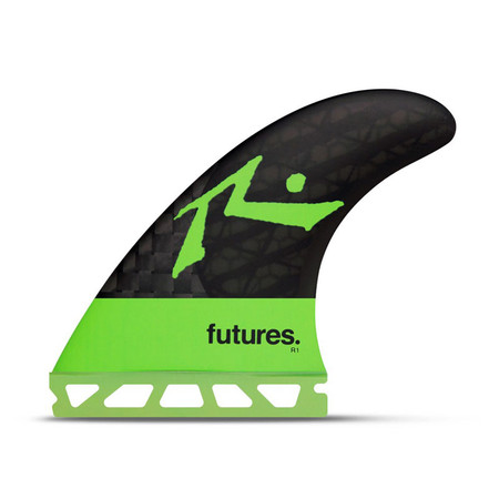Futures Fins Rusty Blackstix Fin
