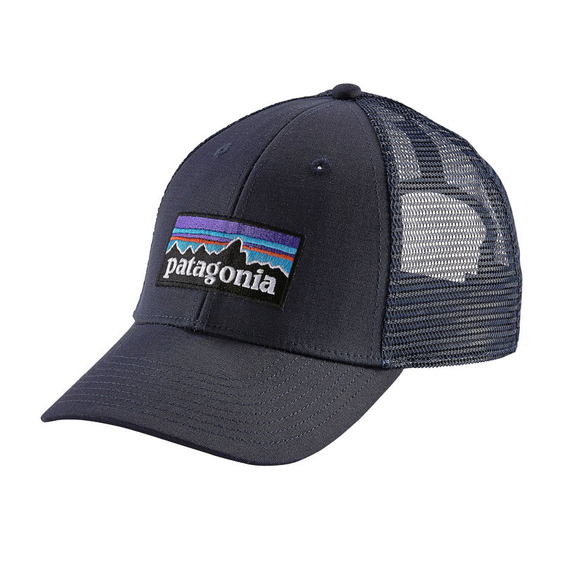 835e19e3 Patagonia P-6 Lopro Trucker Hat - Navy Blue / Navy Blue | Moment Surf  Company