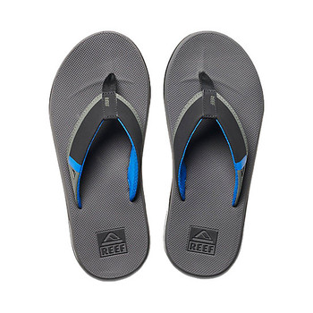 Reef Fanning Low Sandal - Grey/Blue