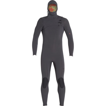 Xcel Comp X Hooded 4.5/3.5 Wetsuit - Slate