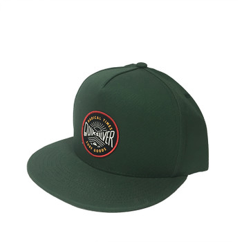 Quiksilver Mouthy Hat - Green