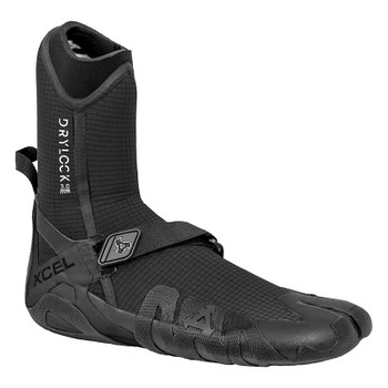 Xcel Drylock 3mm Split Toe Boot - Black