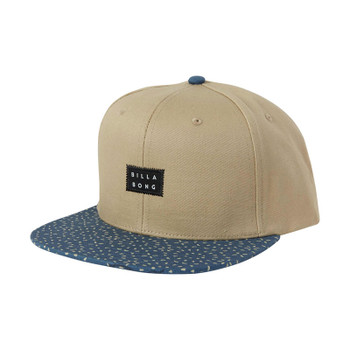 Billabong Clever Snapback Hat - Light Khaki