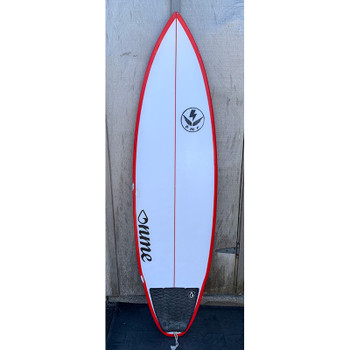 "Used NME 6'2"" Surfboard"
