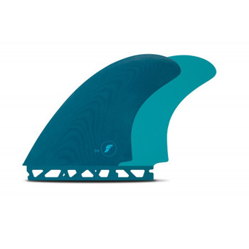 Futures Fins EN Twin - Teal