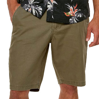O'Neill Jay Chino Shorts - Army Green