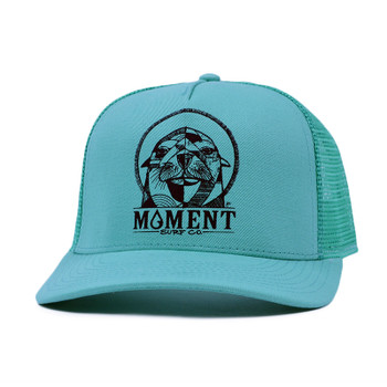Moment Sea Lion Hat - Seafoam