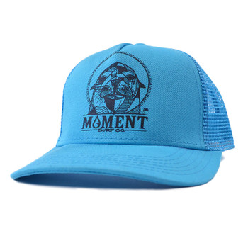Moment Sea Lion Kids Hat - Tahiti Blue