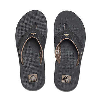 Reef Fanning - Black/Brown