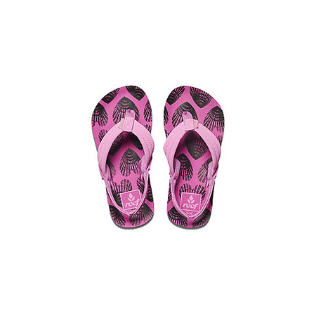 Reef Little Ahi Sandal - Heart/Shells