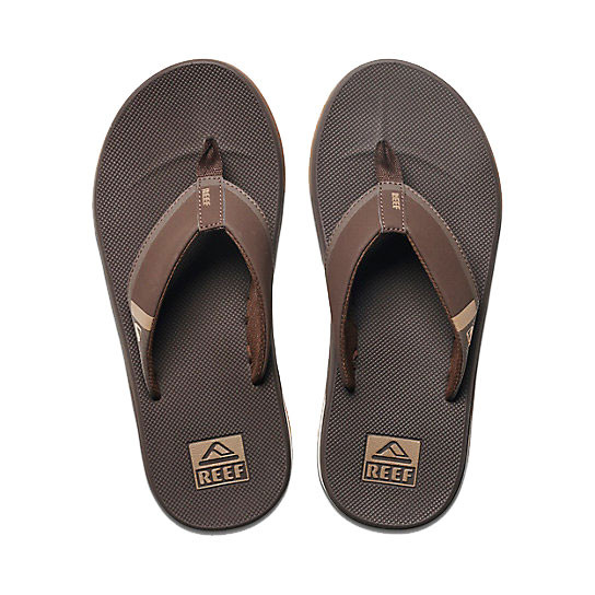 b7a88532fc9 Reef Fanning Low Sandal - Brown