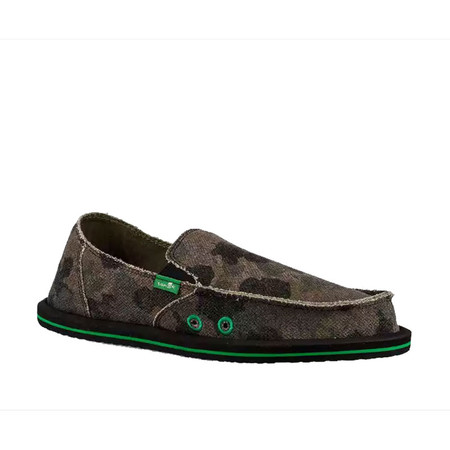 Sanuk Lil Donny Funk - Fig Leaf Camo