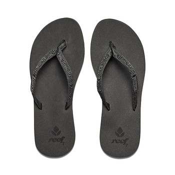 Reef Ginger Sandal - Black