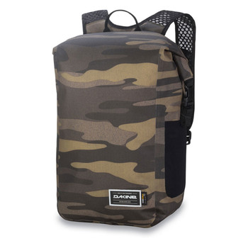 Dakine Cyclone Roll Top 32L Dry Backpack - Camo