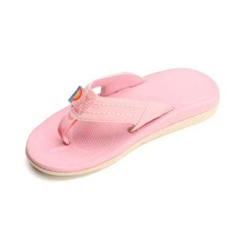 Rainbow Kid Capes Sandal - Pink