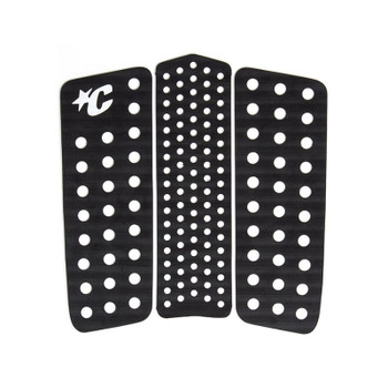 Creatures of Leisure Front Deck III Traction Pad - Black