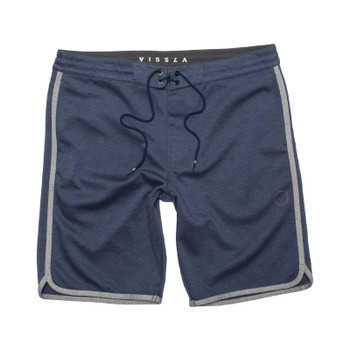 "Vissla Locker 20"" Sofa Surfer - Dark Navy Heather"