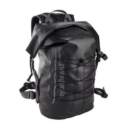 Patagonia Stormfront Roll Top Pack - Black