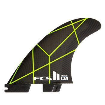 FCS II KA Medium Tri Fin Set
