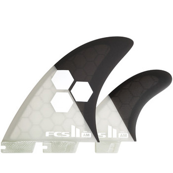 FCS II AM PC Twin+1 Fins