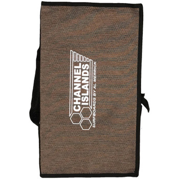 Channel Islands Fin Wallet - Brown Heather