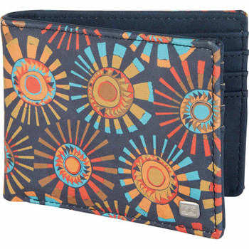 Billabong Tides Wallet - Navy / Orange
